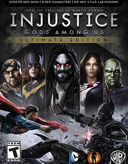 Injustice Gods Among Us Ultimate Edition PC