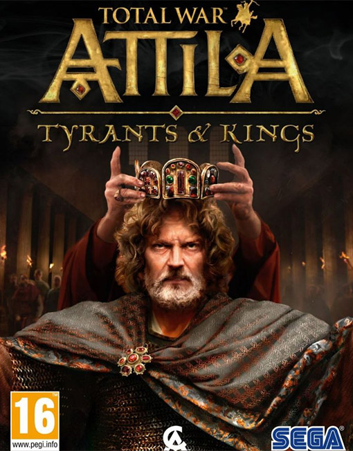 Total War Attila: Tyrants & Kings Edition PC