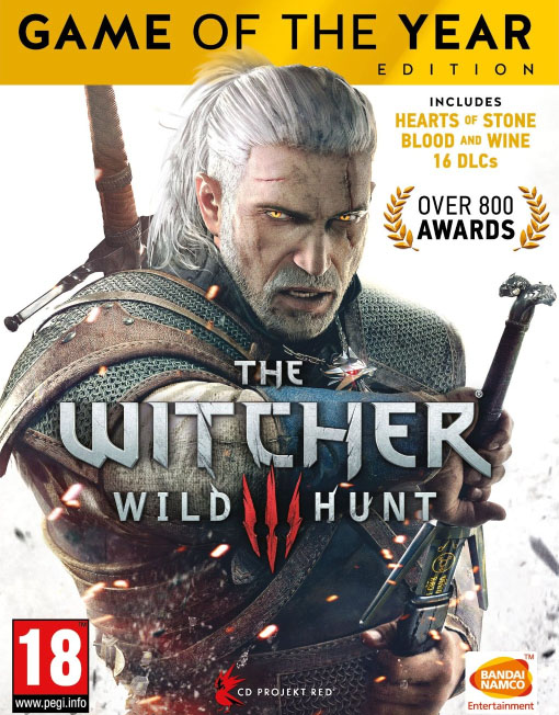 The Witcher 3 Wild Hunt GOTY Edition PC