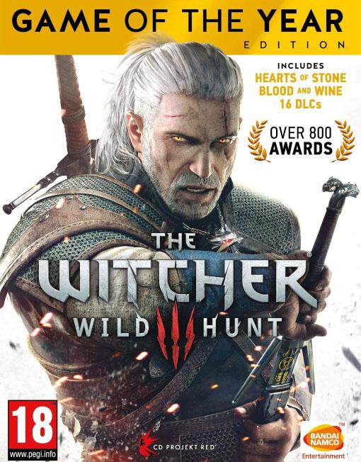 The Witcher 3 Wild Hunt GOTY Edition PC