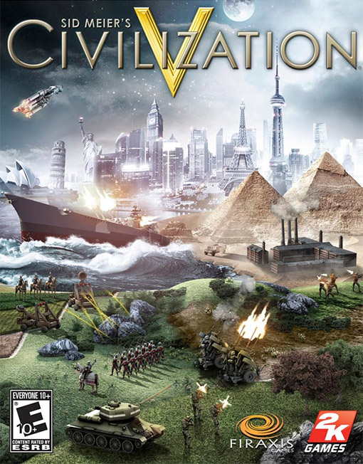 Civilization V 5 PC