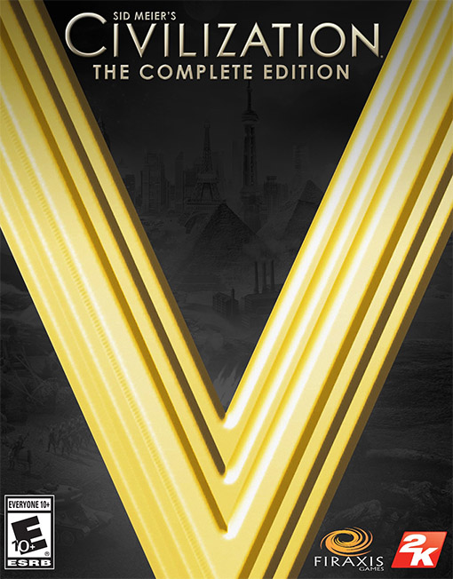 Civilization V 5 Complete Edition PC