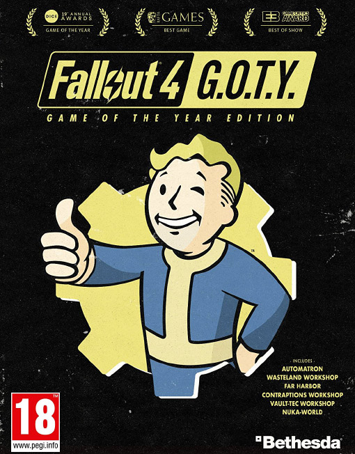 Fallout 4 GOTY Edition PC