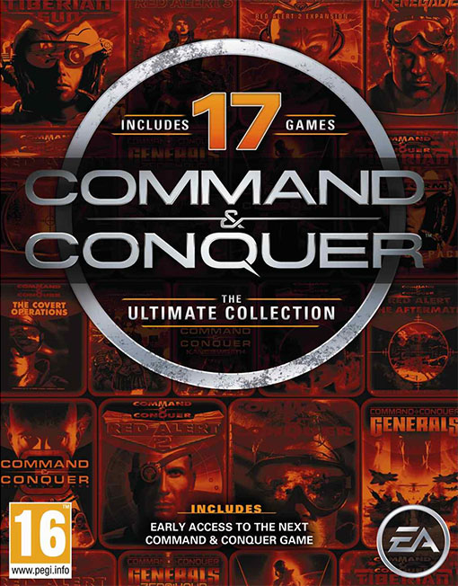 Command and Conquer - Ultimate Collection