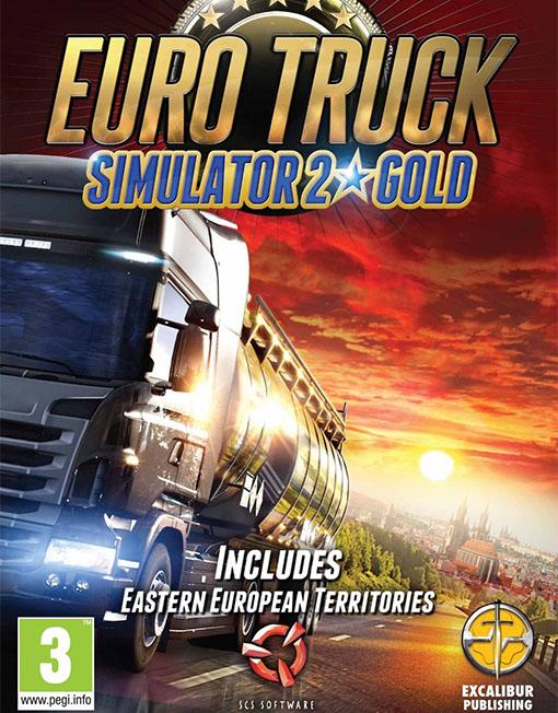 Euro Truck Simulator 2 Gold Edition PC