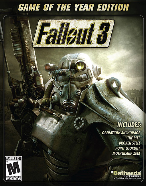 Fallout 3 Game of the Year Edition