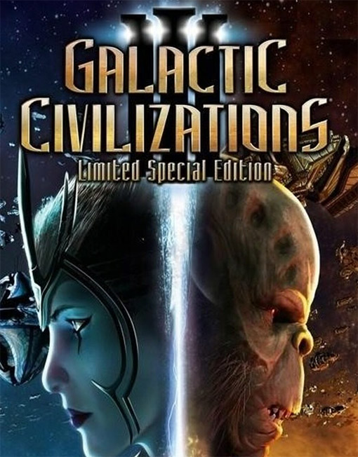 Galactic Civilizations III 3 Limited Special Edition PC [Steam Key]