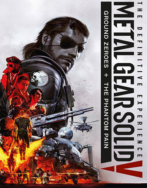 Metal Gear Solid V The Definitive Experience PC