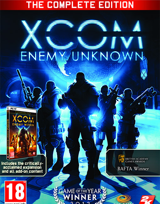 XCOM Enemy Unknown Complete Pack PC