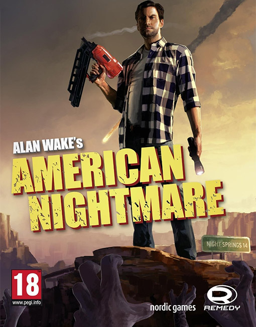 Alan Wake's American Nightmare PC