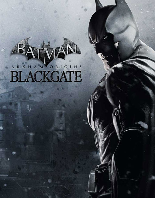 Batman: Arkham Origins Blackgate - Dexule Edition