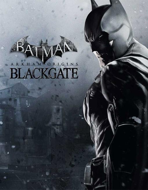 Batman Arkham Origins Blackgate PC