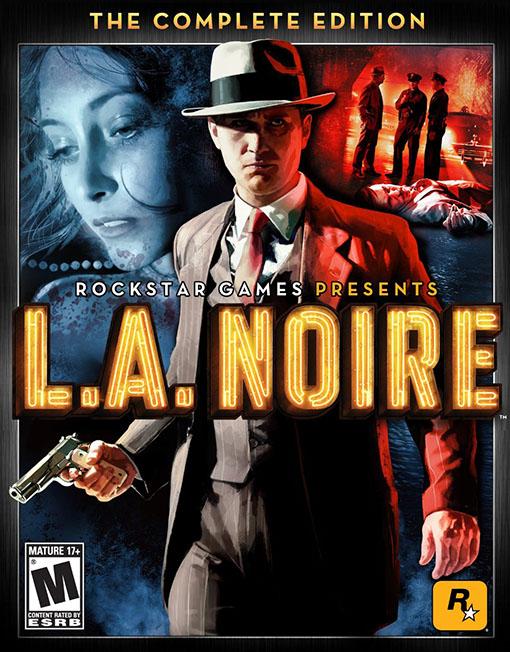 LA Noire Complete Edition PC
