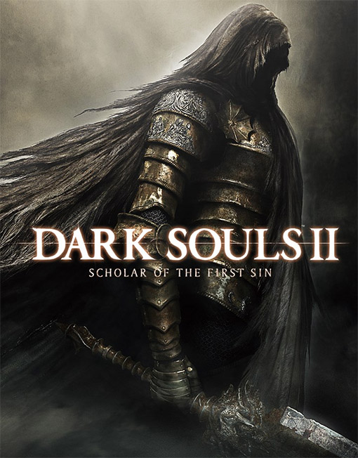Dark Souls II 2 Scholar of the First Sin PC [Steam]