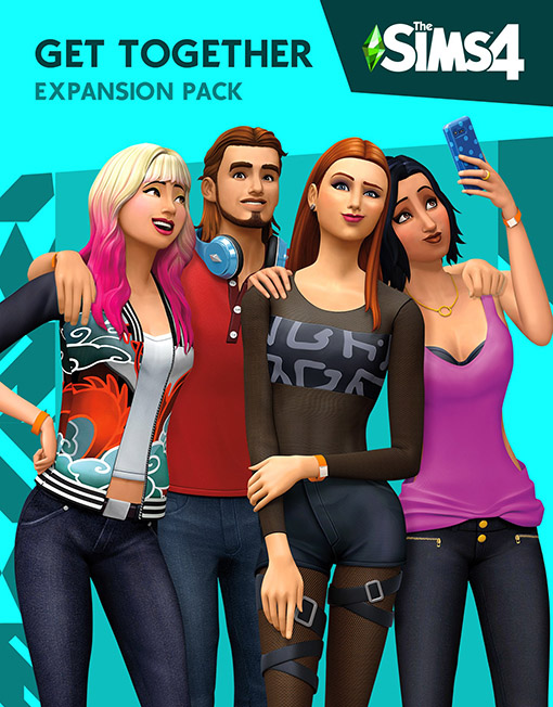 The Sims 4 Get Together PC & Mac