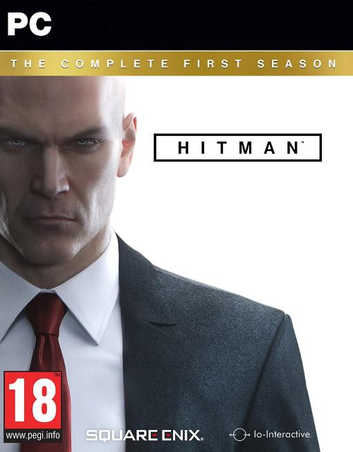 Hitman Complete First Season PC