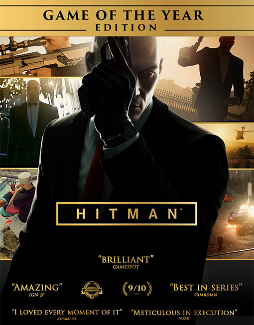 Hitman GOTY Edition PC