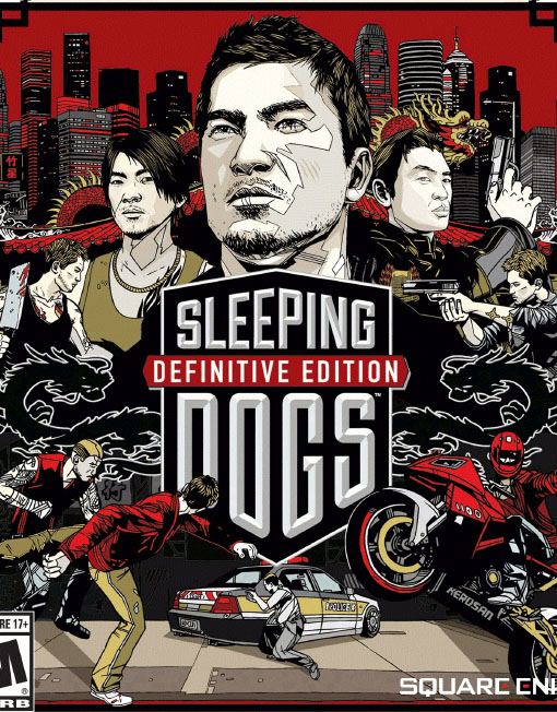 Sleeping Dogs Definitive Edition PC