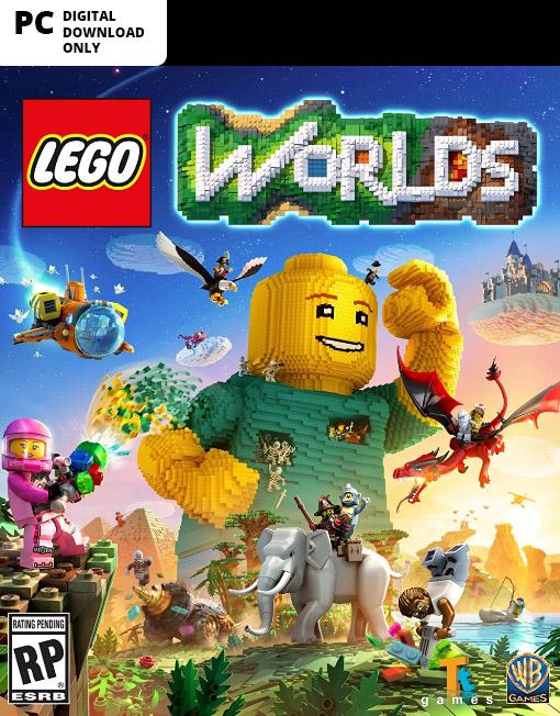 LEGO Worlds PC