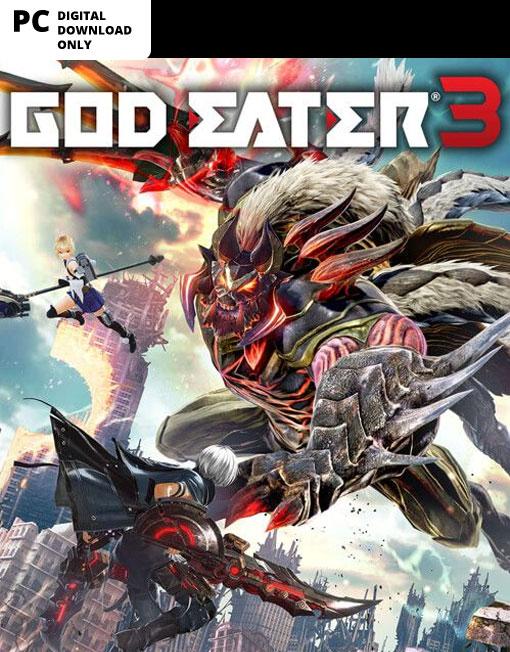 God Eater 3 PC