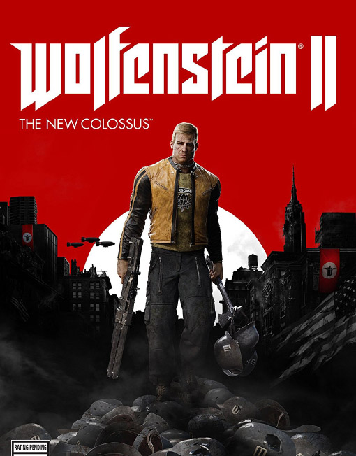 Wolfenstein II 2 The New Colossus PC