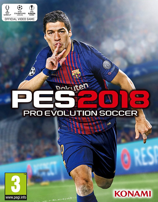 Pro Evolution Soccer (PES) 2018 PC