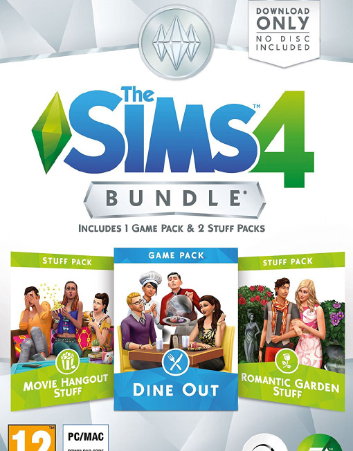 The Sims 4 Bundle Pack 3 PC