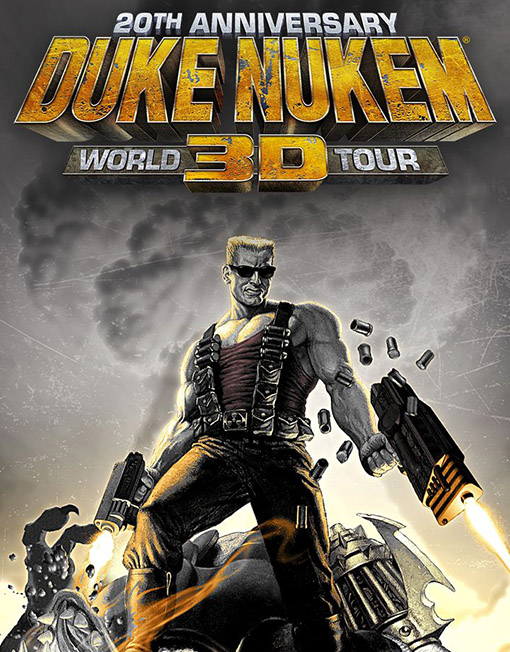 Duke Nukem 3D 20th Anniversary World Tour PC