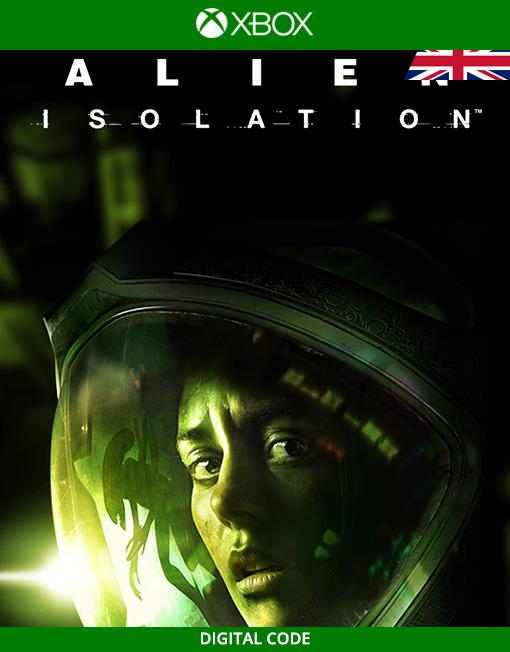 Alien Isolation Xbox Live [Digital Code]