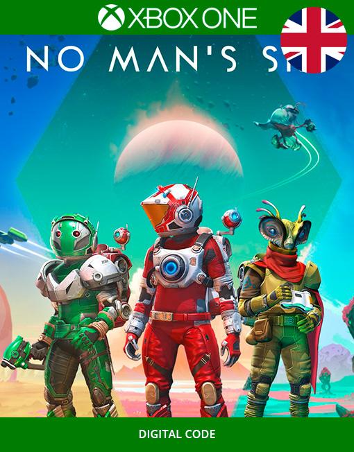 No Man's Sky Xbox One [Digital Code]