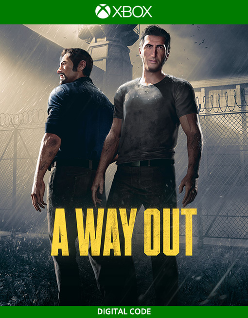 A Way Out Xbox Live [Digital Code]