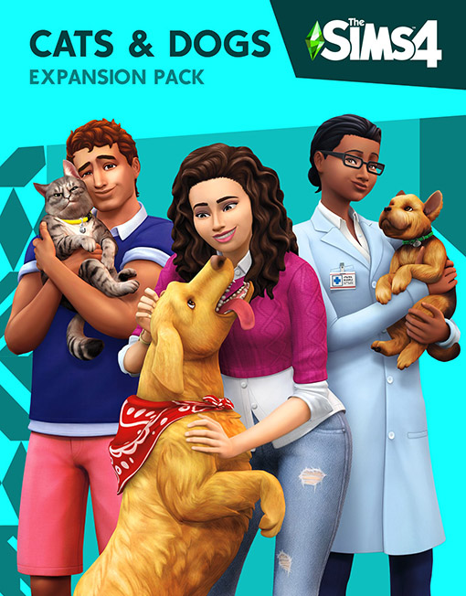 The Sims 4 Cats & Dogs PC & Mac