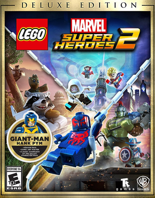 LEGO Marvel Super Heroes 2 Deluxe Edition PC
