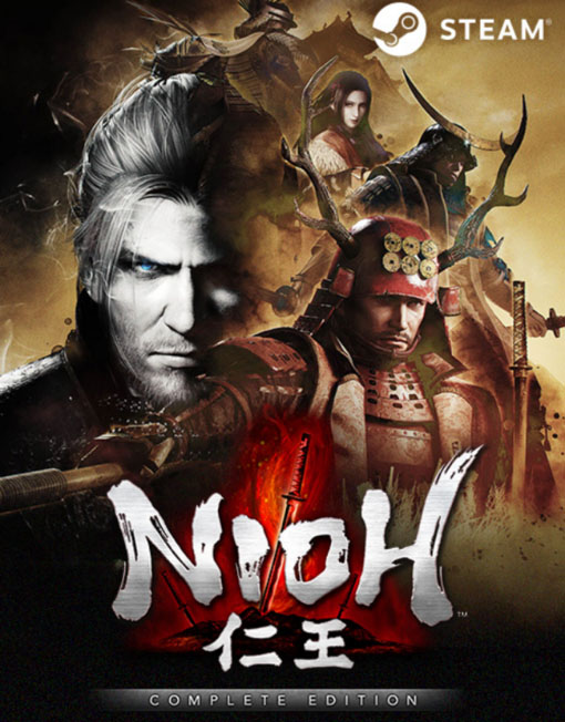 Nioh Complete Edition PC [Steam Key]