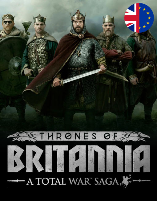 Total War Saga Thrones of Britannia PC