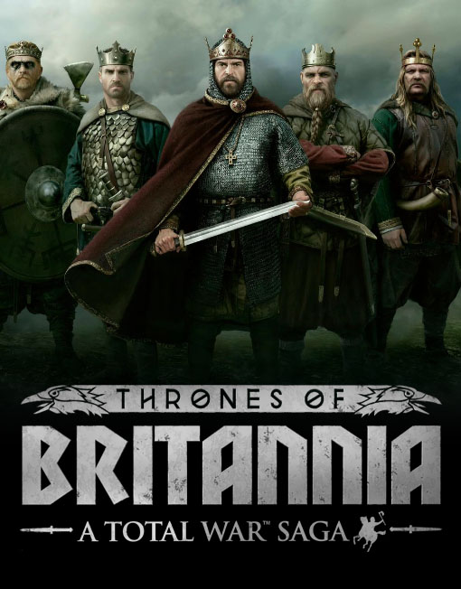 Total War Saga Thrones of Britannia PC [Steam Key]
