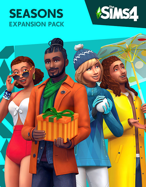 The Sims 4 Seasons PC & Mac