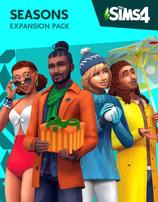 The Sims 4 Seasons PC & Mac
