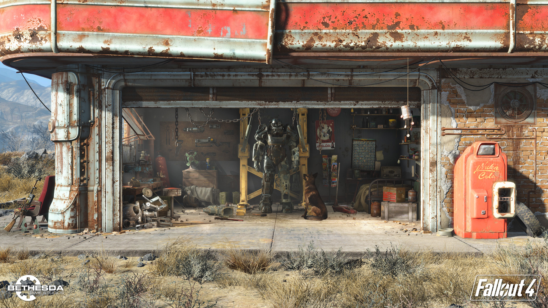 Fallout 4 Review Image 1
