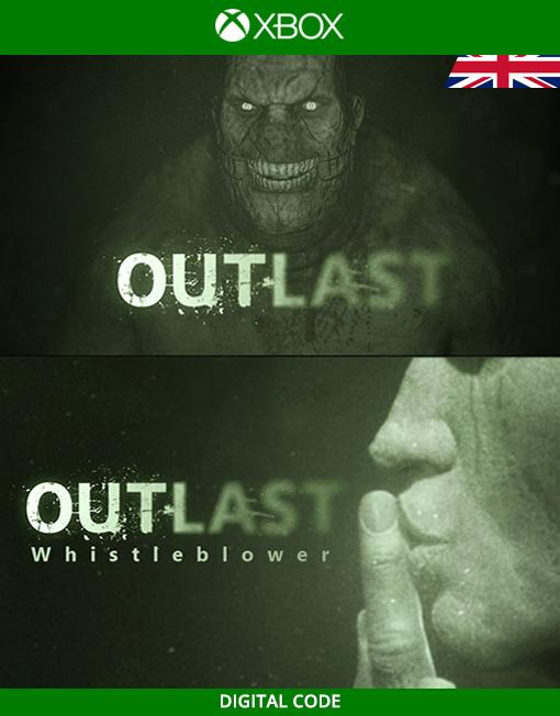 Outlast Bundle of Terror Xbox Live [Digital Code]