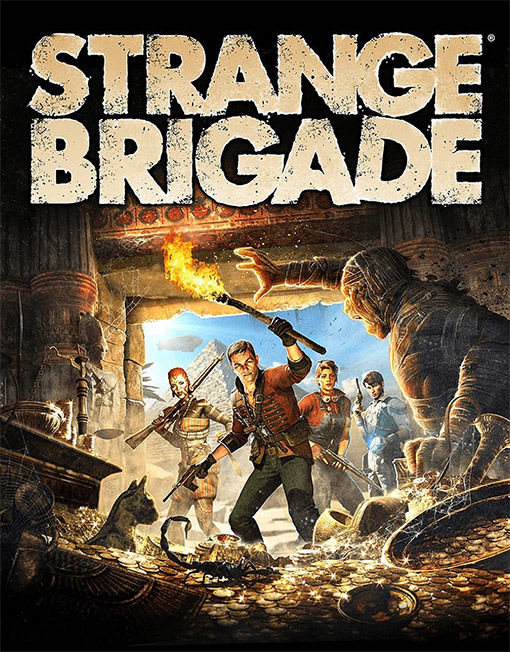 Strange Brigade PC