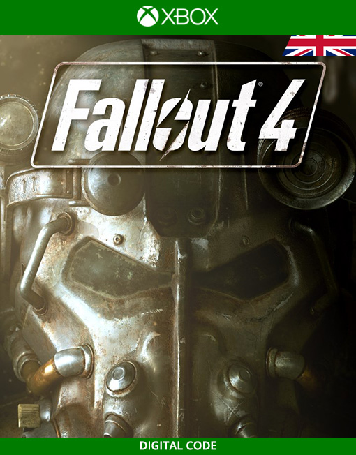 Fallout 4 Xbox Live [Digital Code]