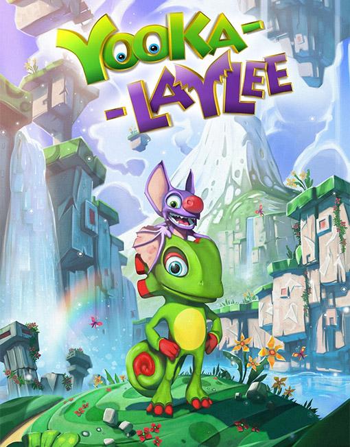 Yooka Laylee PC