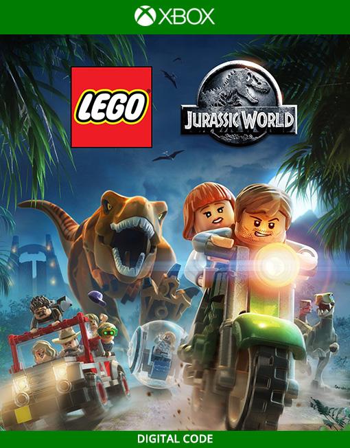 LEGO Jurassic World Xbox Live [Digital Code]