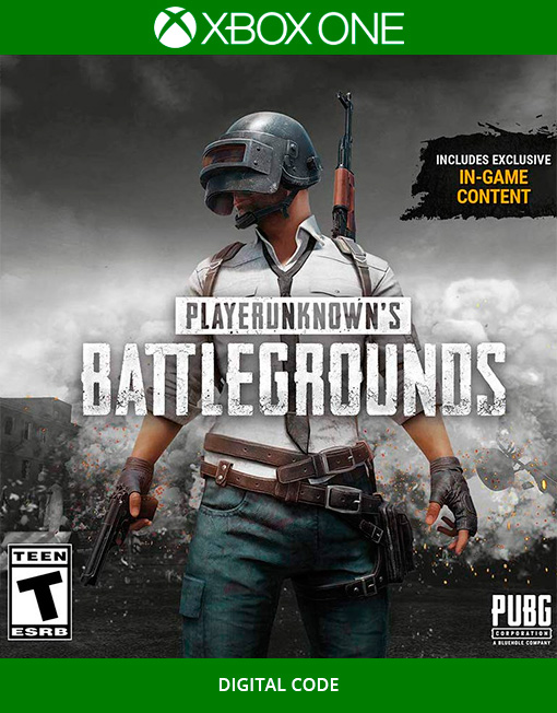 PlayerUnknown's Battlegrounds (PUBG) Xbox One