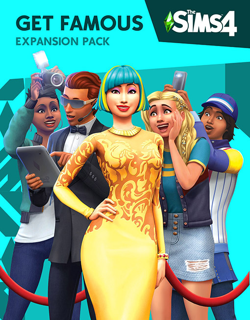 The Sims 4 Get Famous PC & Mac