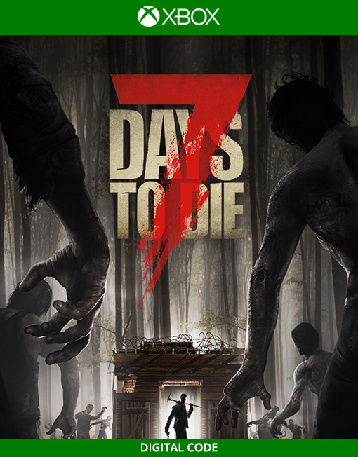 7 Days to Die Xbox Live [Digital Code]