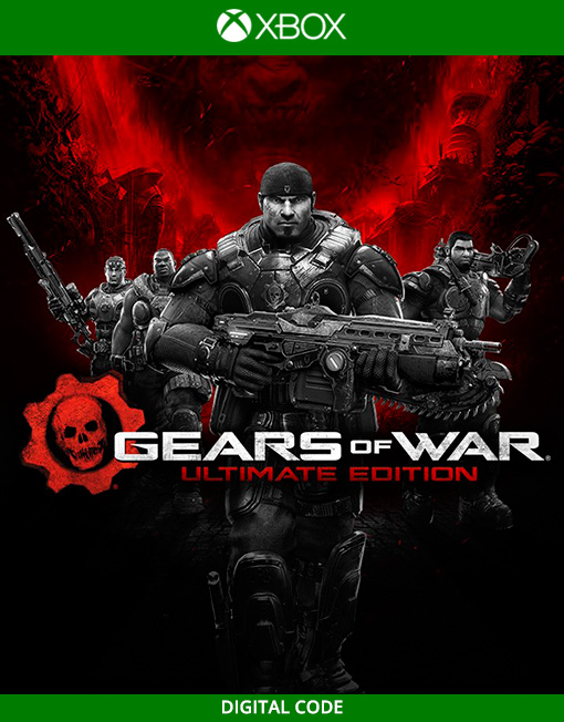 Gears of War Ultimate Edition Xbox Live [Digital Code]