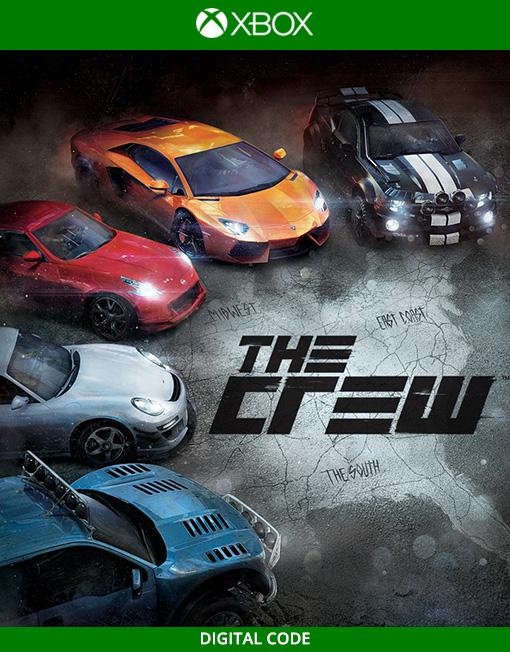 The Crew Xbox Live [Digital Code]