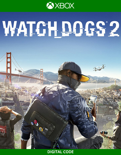 Watch Dogs 2 Xbox Live [Digital Code]